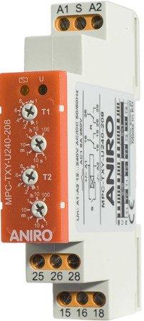 Przekaźnik czasowy MPC-TXY U240-208