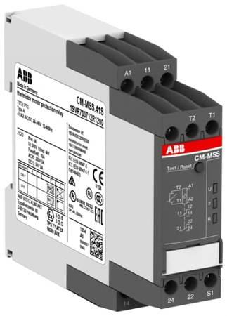 Przekaźniki monitorujący temperaturę silnika CM-MSS.41S Us: 24-240V AC/DC, styki: 2C/O (SPDT)