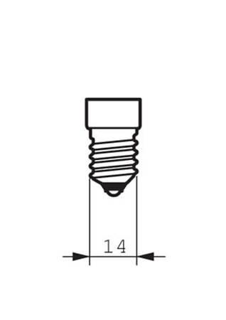 Żarówka LED Philips CorePro candle 4-25W E14 827 250lm B35 Clear