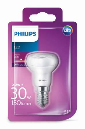 Żarówka LED Philips CorePro spot MV 150lm 2,2-30W 827 R39 36°