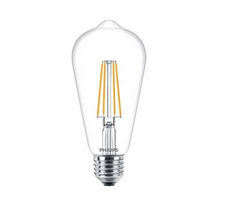 Żarówka Philips LED Classic LEDBulb ND 6-60W ST64 E27 2700K 806lm CL filament